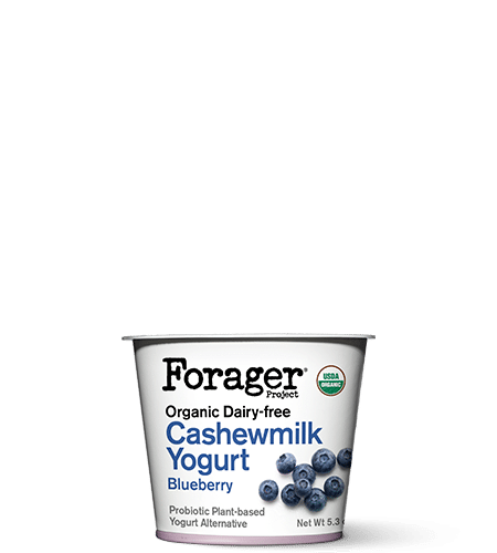 Organic Blueberry Cashewmilk Yogurt