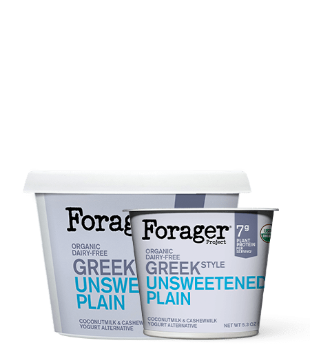 Organic Plain Dairy-Free Greek Yogurt 5.3oz